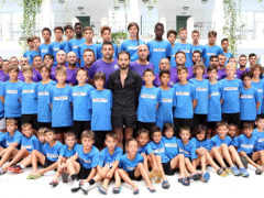 Franchise of Spanish football training academies