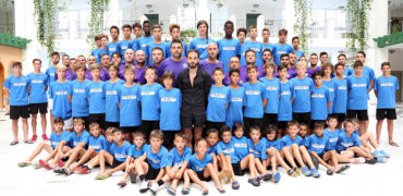 Franchise of Spanish football training academies